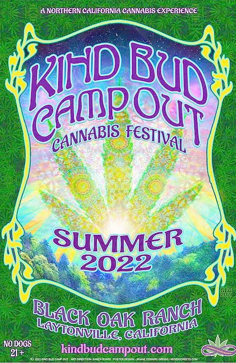 Kind Bud Campout